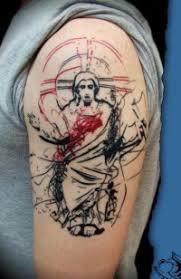 jesus tattoos tattooimages biz