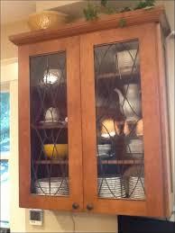 Tall Corner Display Cabinet Kitchen Cabinet Inserts Leaded Glass Door Inserts Corner Glass