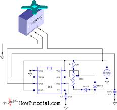how do you build a simple circuit to control a servo howtutorial