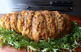 food wishes recipes stuffed hasselback turkey breast a