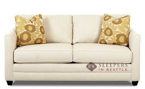 Gray Sleeper Sofa Customize And Personalize Valencia Full Fabric Sofa By Savvy