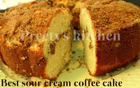 ina gartens best recipes preety u0027s kitchen best sour cream coffee cake with streusel