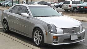 2006 cadillac cts top speed cadillac cts v