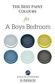 the best benjamin moore paint colours for boys rooms benjamin