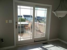 Andersen Gliding Patio Doors The Anderson Series Sliding Patio Doors With Custom Interior