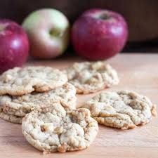 toffee apple cookies goodie godmother a recipe and lifestyle blog
