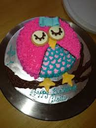themes for birthday cake owl cupcakes by ibake cakes
