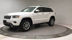 used jeep grand 2014 2014 used jeep grand 4wd 4dr limited at bmw of