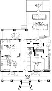 Southern Style House Plans by Southern Style House Plan 3 Beds 2 50 Baths 2522 Sq Ft Plan 63 391
