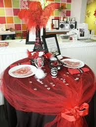 Valentine Decorating Ideas For Tables by Kristen U0027s Creations Valentine Tablescape Be Mine