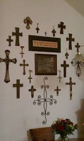 decorative crosses for wall more than what meets the eye cross wall collage cross walls and