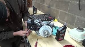 Honda Engines Specs Normal Speed Rebuild Of The Honda 5 5hp Engine And A Start Youtube