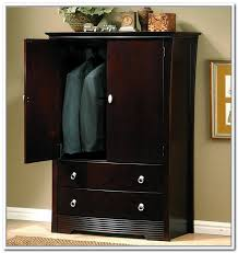 Terrific Armoire Wardrobe Storage Cabinet Home Design Ideas