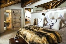 chambre style chalet deco chambre style chalet awesome style chalet contemporary design