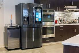 Samsung Kitchen Appliances Samsung Family Hub Review Digital Trends