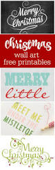 christmas freebies free printable christmas wall art