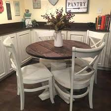 round table and chairs for sale round farmhouse dining table set round table cute round coffee