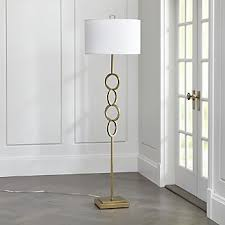 Unique Buffet Lamps by Best Floor Lamps To Brighten Your Space Crate And Barrel