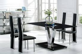 Dining Table Sets Innovative Black Dining Table Set Elegant Black Dining Table Set