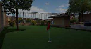 putting green for golf courses las vegas synthetic lawns