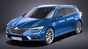 renault talisman estate wagon