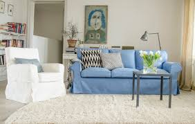 Pottery Barn Sofa Covers by Furniture Denim Sofa Slipcover High Quality Slipcovers