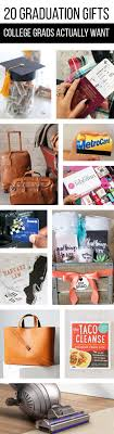 gifts for a college graduate 20 graduation gifts college grads actually want and need