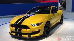 2016 Cobra Mustang 2017 Ford Gt Is Much More Than A One Hit Supercar Wonder Ny