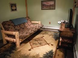 beaver lodge log home killington perfe vrbo