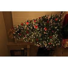poinsettia tree pack of 12 glitter poinsettia christmas tree