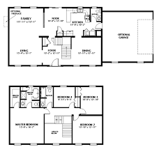 2 story home floor plans 2 story home design plans home deco plans