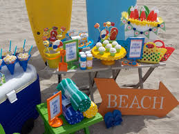 beach theme decor for home interior design awesome beach themed party decorations style