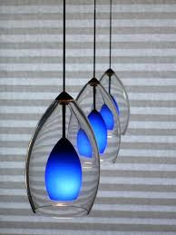 Blue Glass Pendant Light Chalkboard Ideas Aqua Glass Pendant Light Blue Glass Pendant