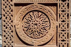armenian crosses ornamental knotworks of armenian cross stones khachkars
