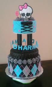 147 best monster high cakes images on pinterest monsters cakes