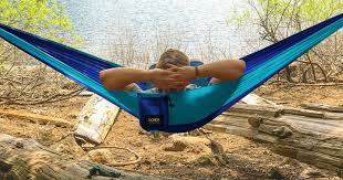 amazon portable hammock only 20 74 includes carabiners u0026 straps