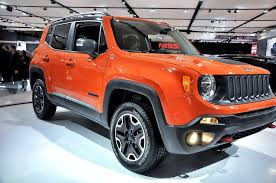 jeep renegade interior orange 2015 jeep renegade test drive review