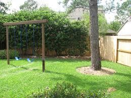 wonderful build a swing set 4 plans for building a swingset