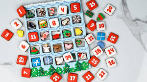 advent calendar recipe gingerbread advent calendar cbc