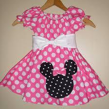 minnie mouse dress dressed