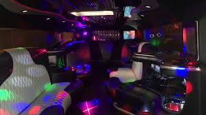 Inside Our New Hummer H2 Limo Youtube
