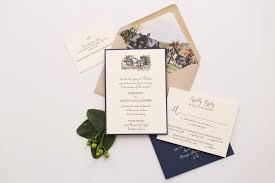 wedding invitations by virginia kevin s custom wedding invitations
