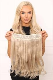 light brown hair piece the lullabellz human hair wonder weft standard lullabellz