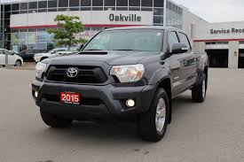 toyota 4wd pre owned 2015 toyota tacoma 4wd trd sport w bluetooth heated