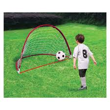 rawlings portable soccer goal set of 2 gillyboo toys