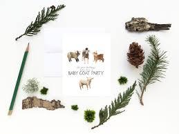 baby goats birthday card birthday card greeting card