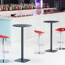 Commercial Bar Tables by Metal Table Base Contemporary For High Bar Tables Commercial