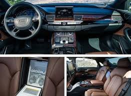 2013 audi a8l 4 0t test review car and driver