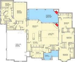 House Plans With Butlers Pantry Plan 100016shr Spacious Traditional House Plan Traditional