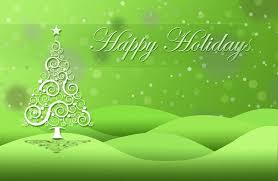 happy holidays wallpaper in green happy holidays to you c flickr